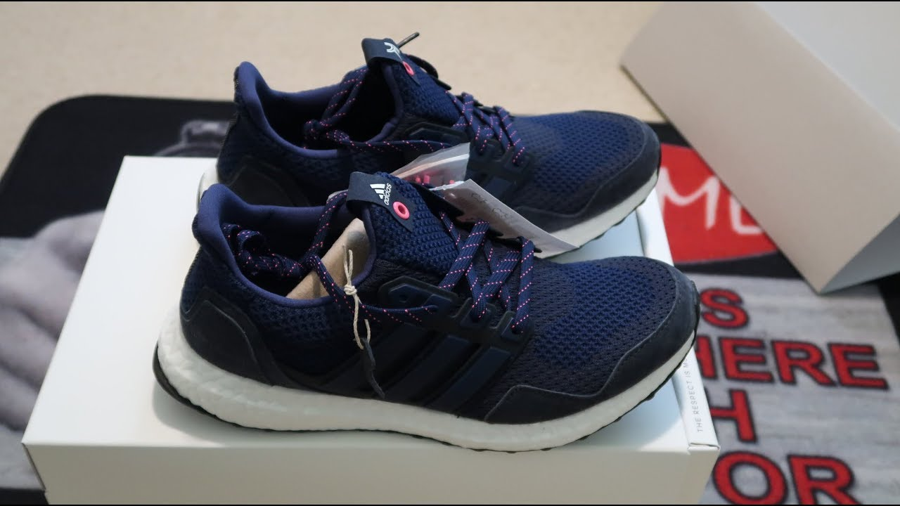 huge discount cbd82 7da4a Adidas Ultra Boost 'Kinfolk' Sneaker Unboxing