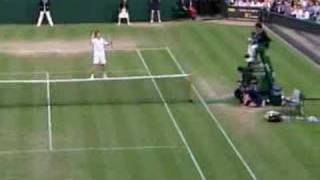 Andy Murray and the British Crowd