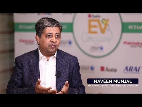 Naveen Munjal - Managing Director, Hero Eco Group shares his thoughts about Auto Expo 2018