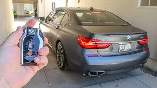 5 INSANE Features Of The 2018 BMW M760i! thumbnail