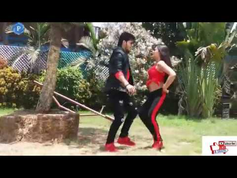 Mai Nagin Tu Sapera BHOJPURI film new song shoot / Nidhi Jha , Kallu , Chandani Singh