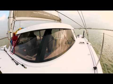 Key Yachting Nautitech Open 40 - UK Solent