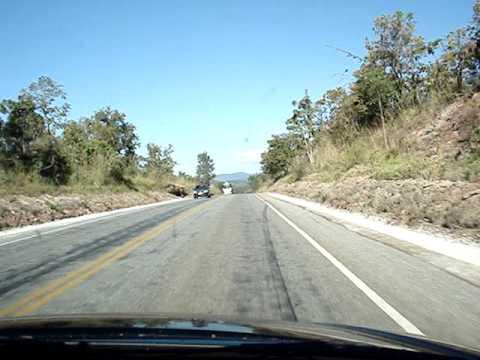 Estrada Nova de Aragarcas a Goiania passando por Jussara