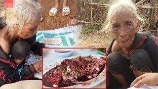 Xôn xao người đàn bà ăn thịt người sống ở miền Tây