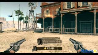 Call of Juarez: Bound in Blood Walkthrough-Chapter VII Part 3