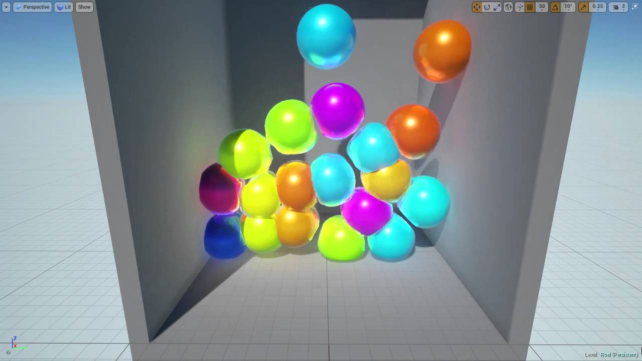 Distance Field Soft Bodies - Unreal Engine Forums