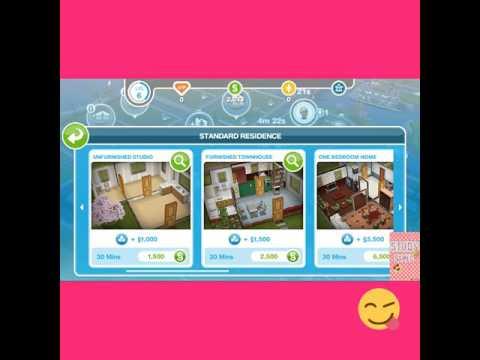 Sims freeplay everyday EP 2......