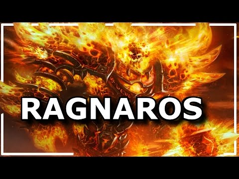 Hearthstone - Best of Ragnaros the Firelord
