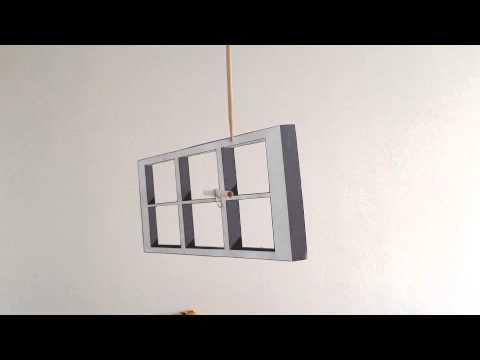 Adelbert Ames Window Ames Window Trapezoid
