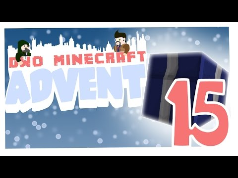 Doctor Who Online Minecraft Advent 2016 - Day Fifteen