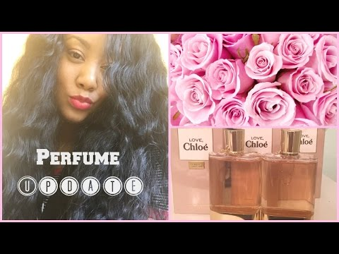 Perfume Update | Natalie Flemister