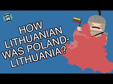 How Lithuanian was Poland Lithuania? (Short Animated Documentary)