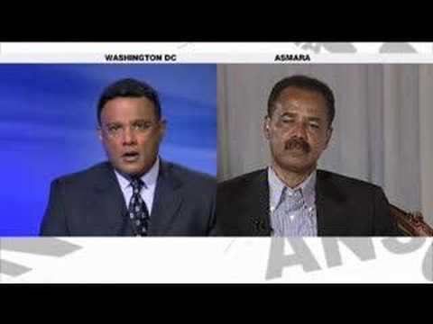Riz Khan- Eritrea: Challenges & Crises- 30 August 07