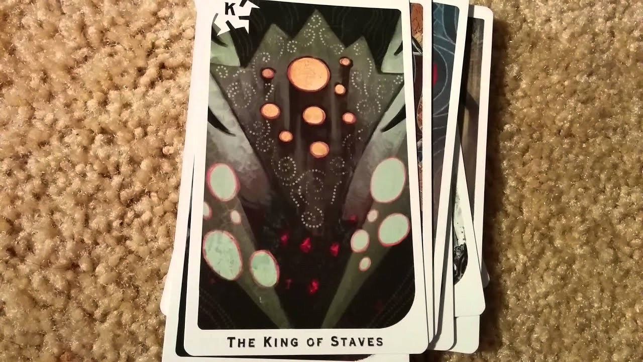 Inquisition Tarot Deck