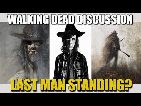 Download The Walking Dead Theory & Discussion Who Will Be The Last Man Or Woman Standing?