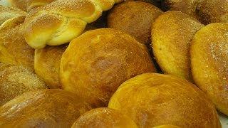 Receta de pan de pulque / Pulque bread recipe