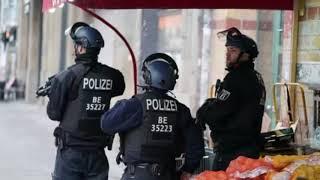 Десятки чеченцев задержаны после массовой драки в Германии