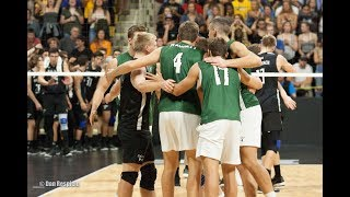 Hawaii Warrior Men's Volleyball 2019 - Rematch: #1 Hawaii Vs #2 LBSU