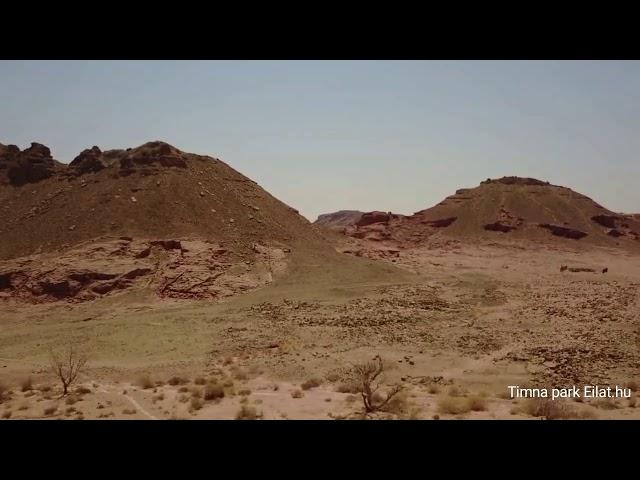 Izraelben kirandulas Eilat.hu Timna park