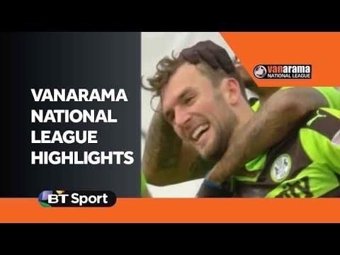 Vanarama National League Highlights Show: Matchday 20