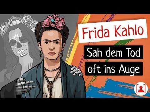 Bevor Frida Kahlo berühmt wurde... | KURZBIOGRAPHIE