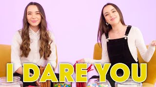 The Merrell Twins Play I Dare You | Teen Vogue