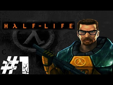 Zagrajmy w Half-Life #1 - Jak to wszystko się zaczęło!