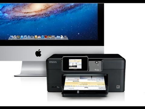How to hook up printer to mac