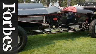 The 100-Year-Old Batmobile