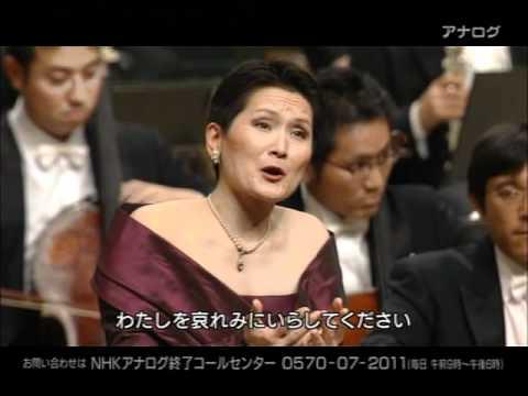 Mahler Symphony No.3 (5mov-V. Lustig im Tempo und keck im Ausdruck)