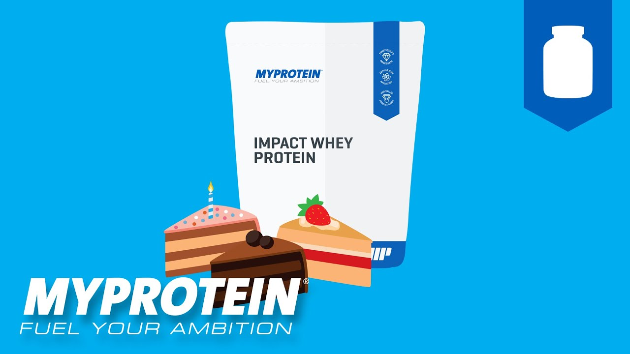 Birthday Cake Whey Protein Flavours Product Overview Benefits