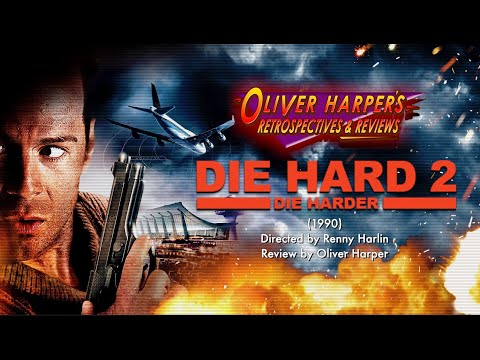 DIE HARD 2: Die Harder (1990) Retrospective / Review