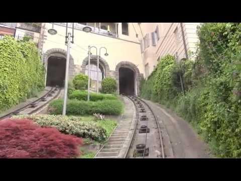 Bergamo ITALY Travel . Бергамо -- «город на горе»