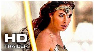 ЧУДО ЖЕНЩИНА 1984 Русский Трейлер 3 Озвучка CCXP НОВЫЙ 2021 Галь Гадот DC Superhero Movie HD