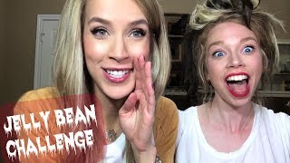 Jelly Bean CHALLENGE with Grav3yardgirl