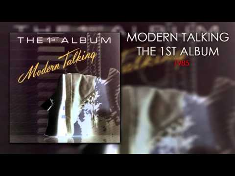 CD Modern Talking - The 1st Album (1985)