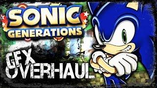 Sonic Generations- Graphics Overhaul