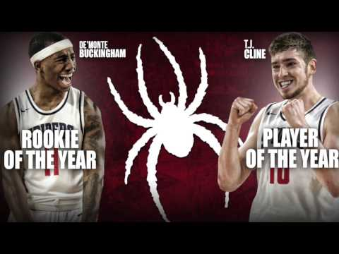 Spiders Sweep Atlantic 10 Player and Rookie of the Year Awards