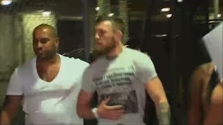 MMA fighter Conor McGregor arrested in Florida