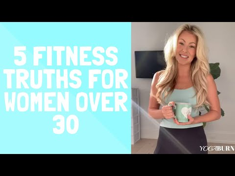 5-fitness-truths-for-women-over-30