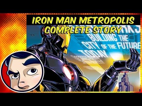 Iron Man Metropolis - Complete Story
