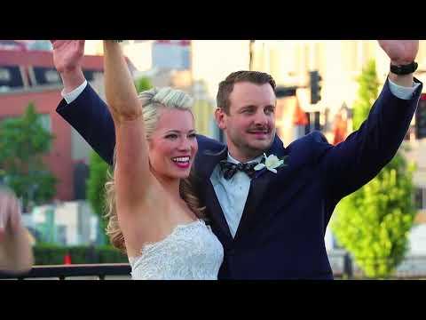 Stunning Wedding at The Grand Hall at Power & Light