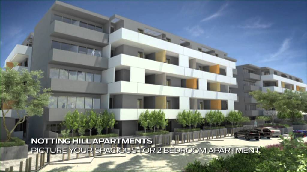 Notting Hill Apartments Melbourne YouTube