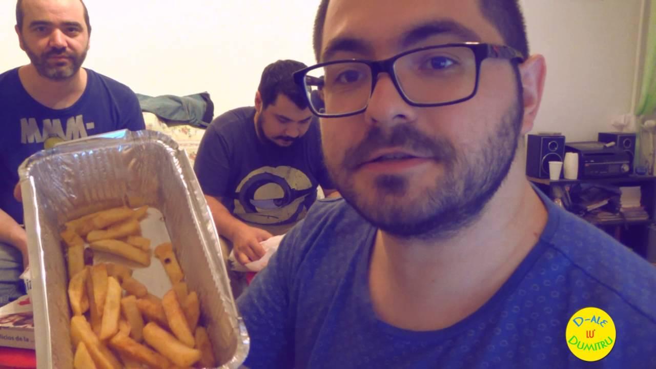 Mi-e foame! (episodul 4) Razi cu Pofta!
