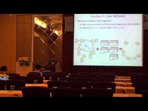 Session_C3_05 - Novel Topic Diffusion Prediction using Latent Semantic and User Behavior