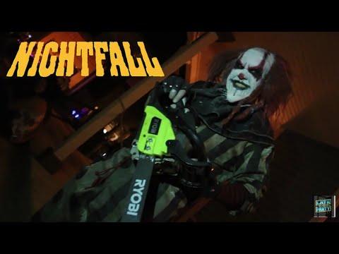 Nightfall at Old Tucson Studios 2016 - Scares, Haunted Houses, and Kills VLOG