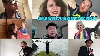 Spasticus Autisticus zoom reunion 2020