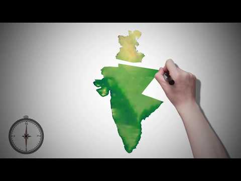 Geography of India for Ancient World History by Instructomania
