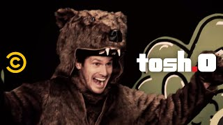 Tosh.0 – Web Redemption – Bear Attack Survivor