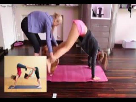 the yoga challenge yoga challenge poses  youtube